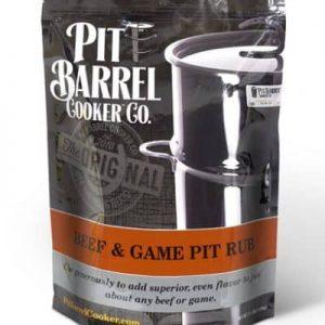 Kentucky BBQ Supply Company | Paducah | Seasonings | Rubs | Sauces | Pit Barrel Cooker Co. | Beef & Game Pit Rub